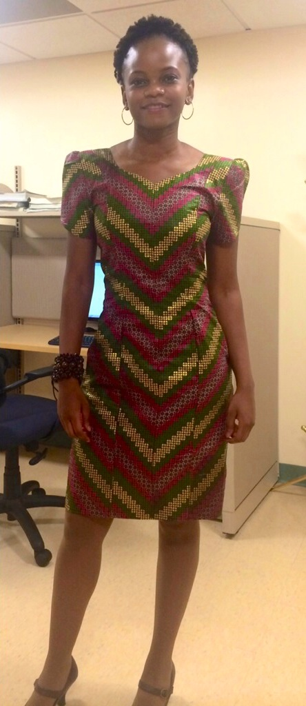 African Dress Designs For Young Women