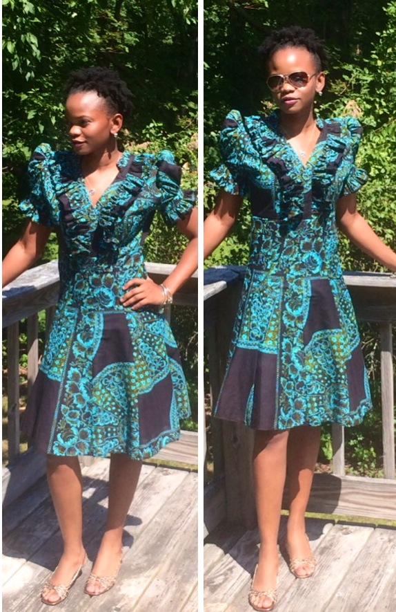 Learning to Embrace the Latest African Fashion – athenatales